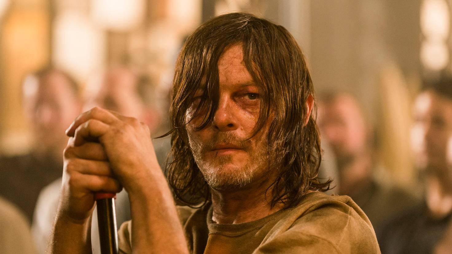 The Walking Dead Norman Reedus Daryl