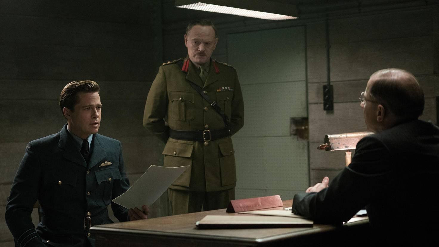 """Szenenbild """"Allied"""""""