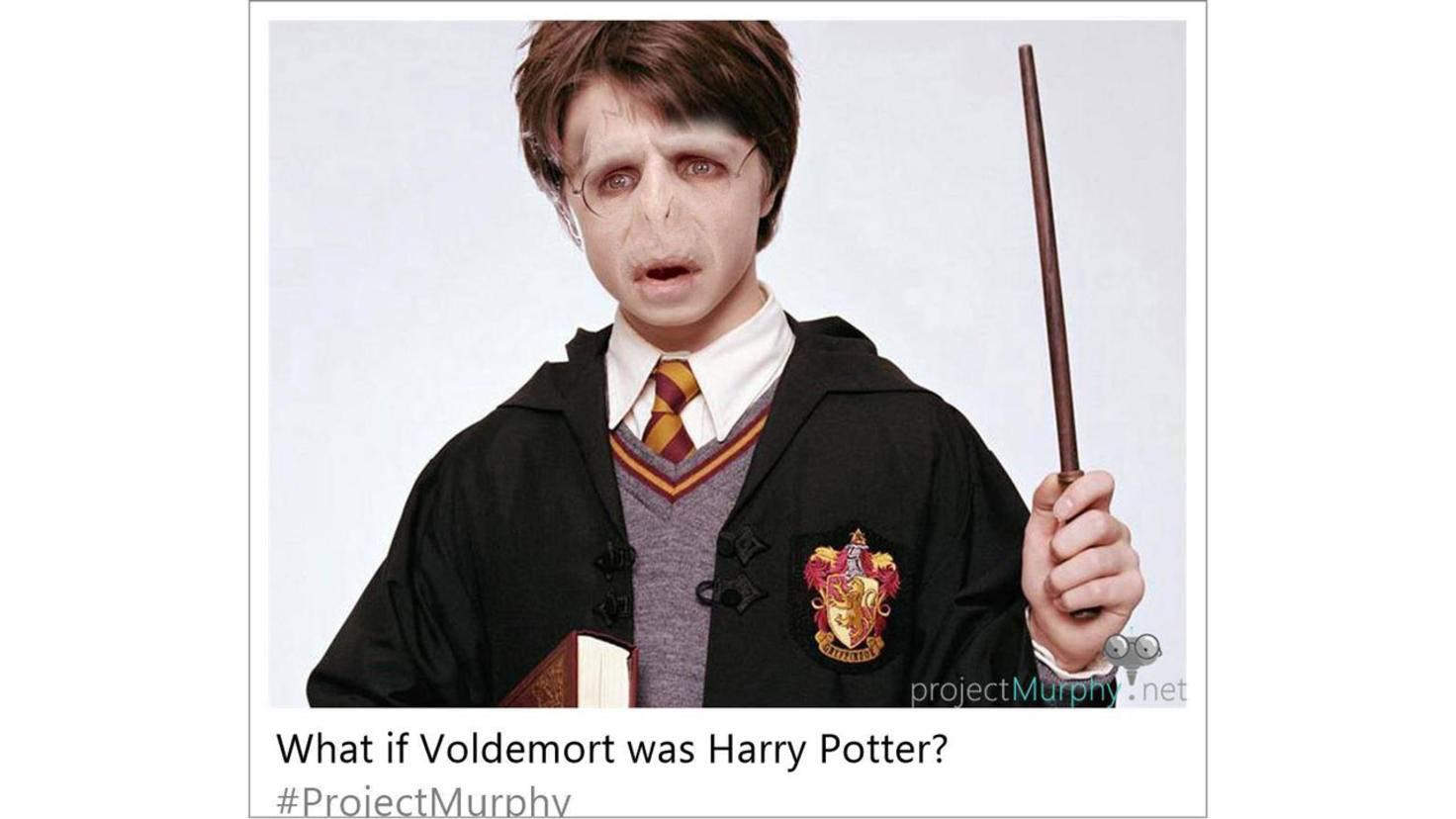 Harry Potter und Voldemort in einer Person? Project Murphy machts möglich!