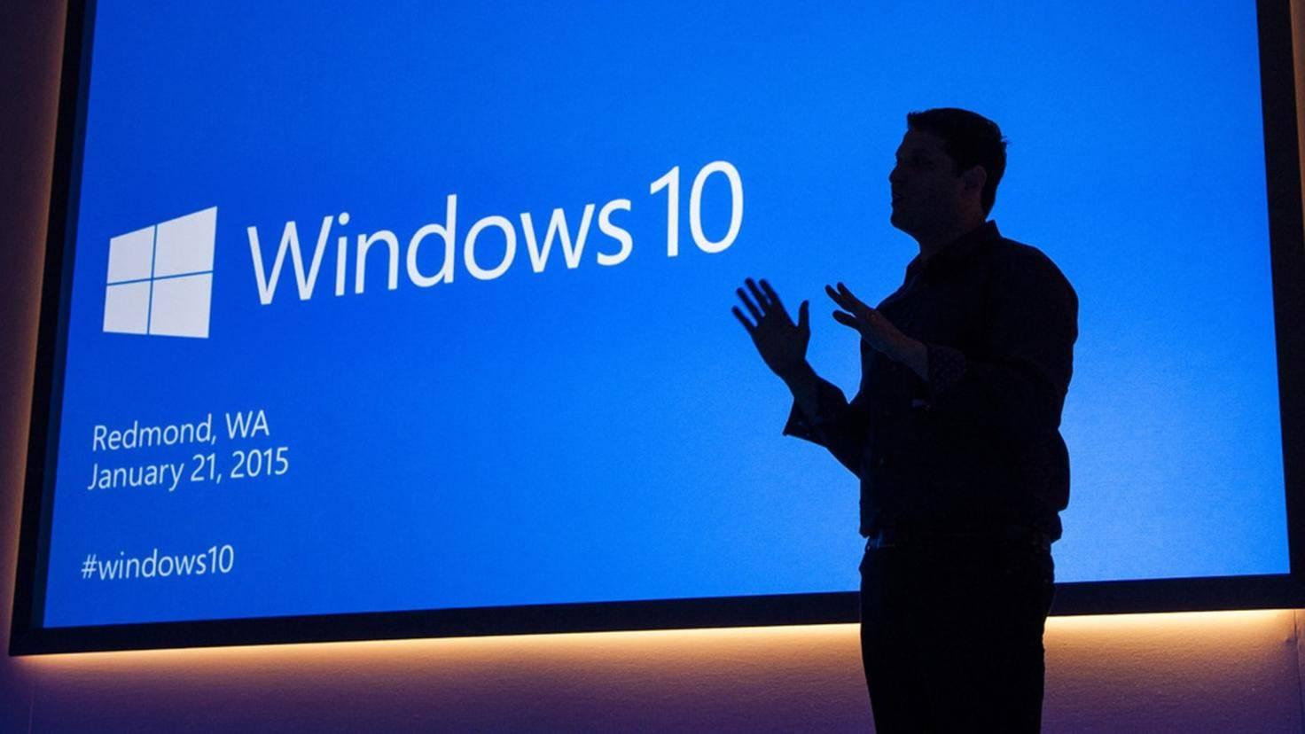 Windows-10-Release