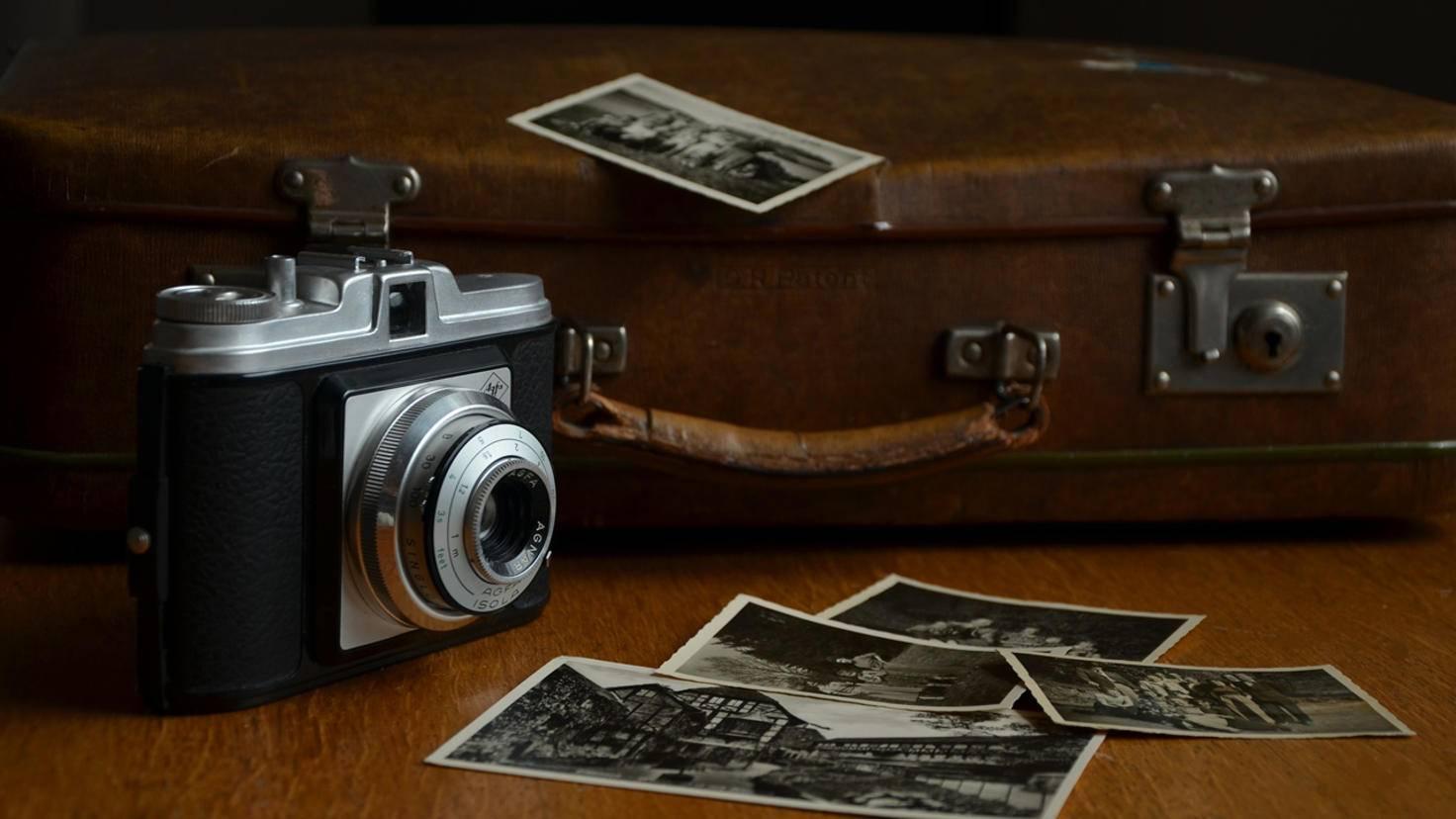 """""""Weißt Du noch...?"""" Fotos und andere Erinnerungsstücke sind eine sehr persönliche Geschenkidee."""
