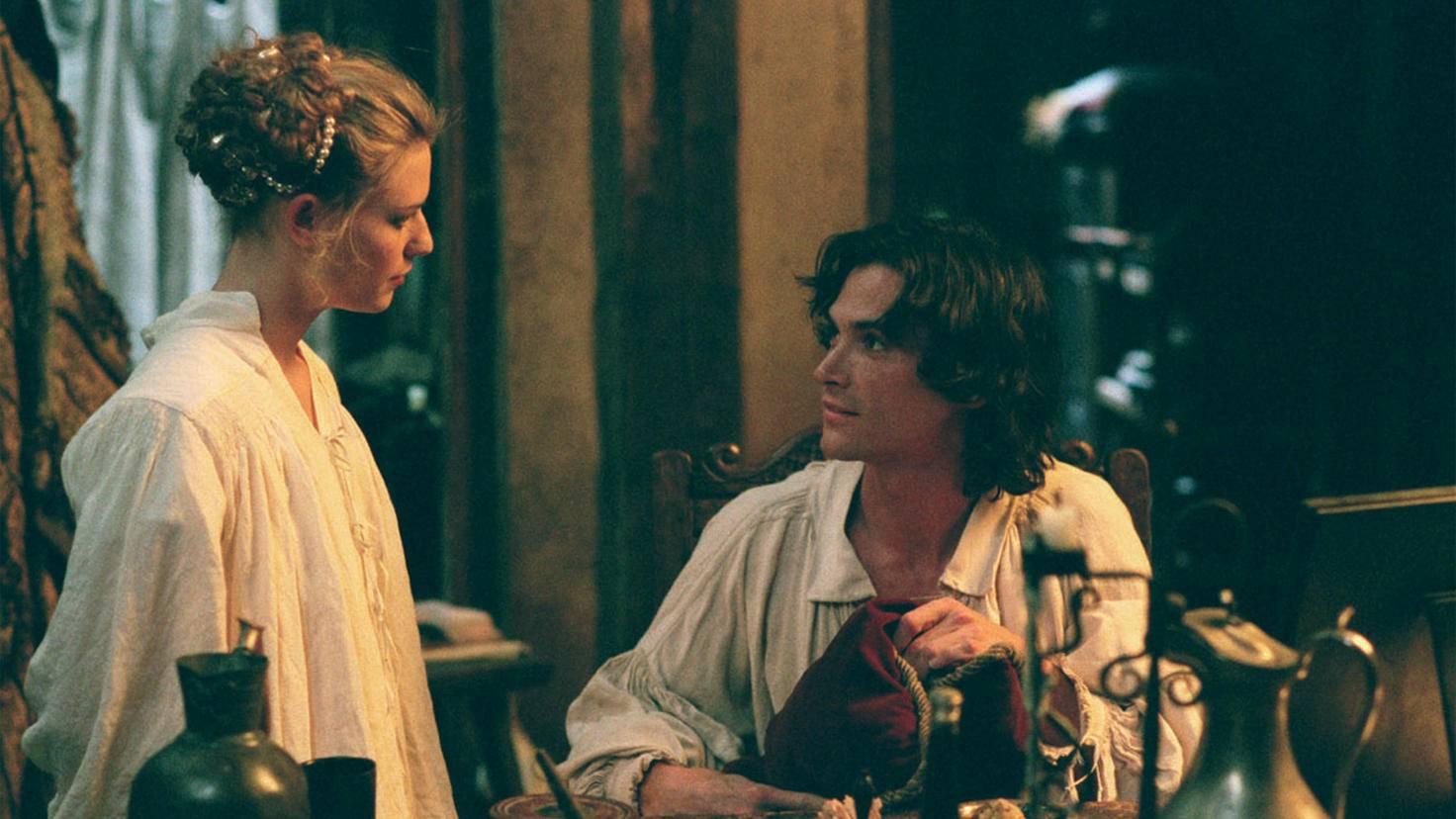 """Billy Crudup verguckte sich bei den Dreharbeiten zu """"Stage Beauty"""" in seine hübsche Partnerin."""