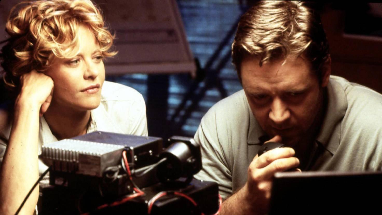 Das Techtelmechtel mit Russell Crowe kostete Meg Ryan ihre Karriere.