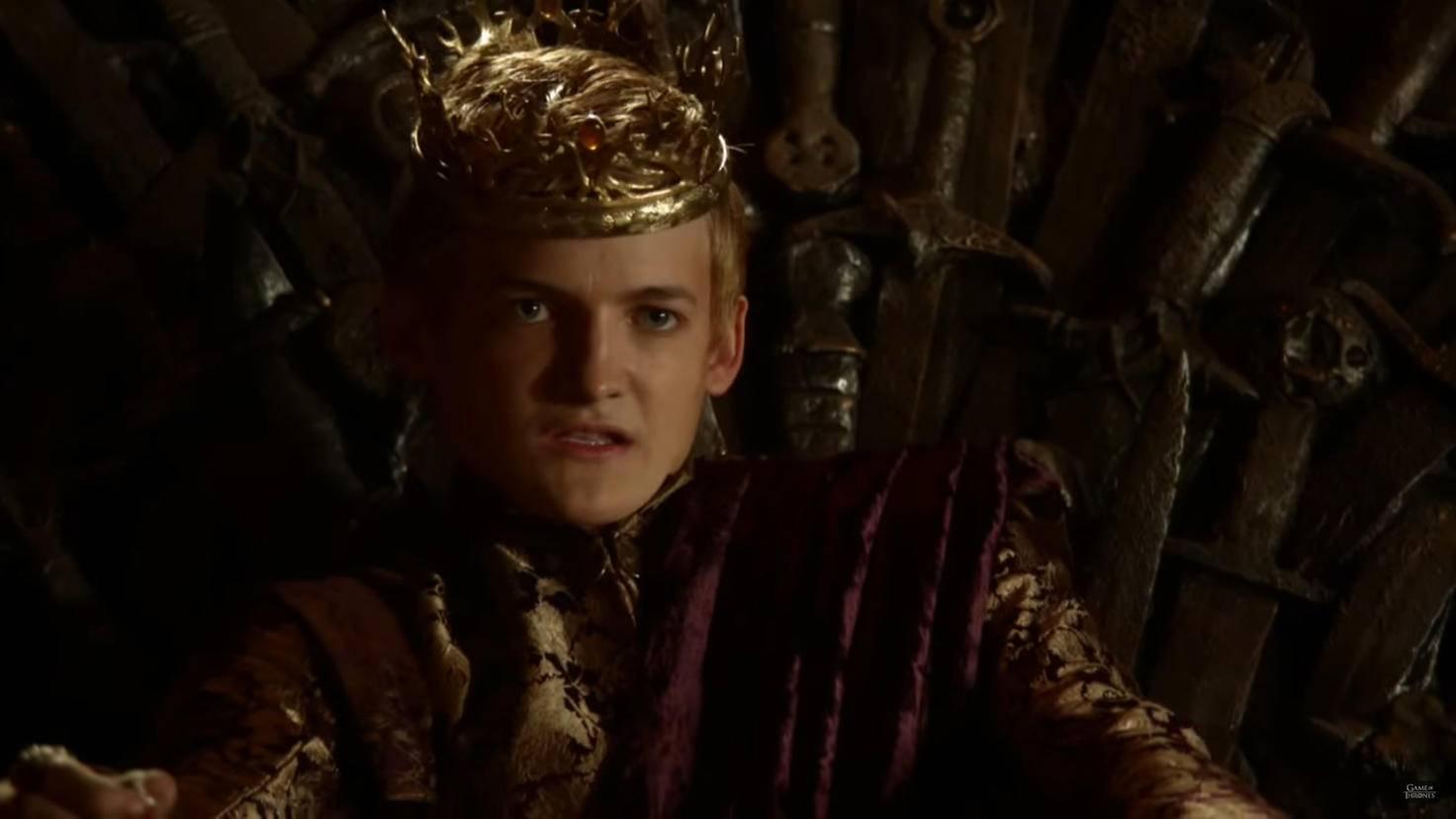 Regiert mit grausamer Hand: der junge König Joffrey Baratheon.