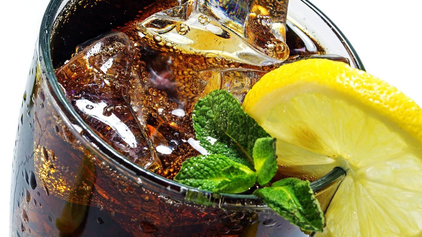 Weiß man nicht erst seit heute: Limonade ist ungesund.