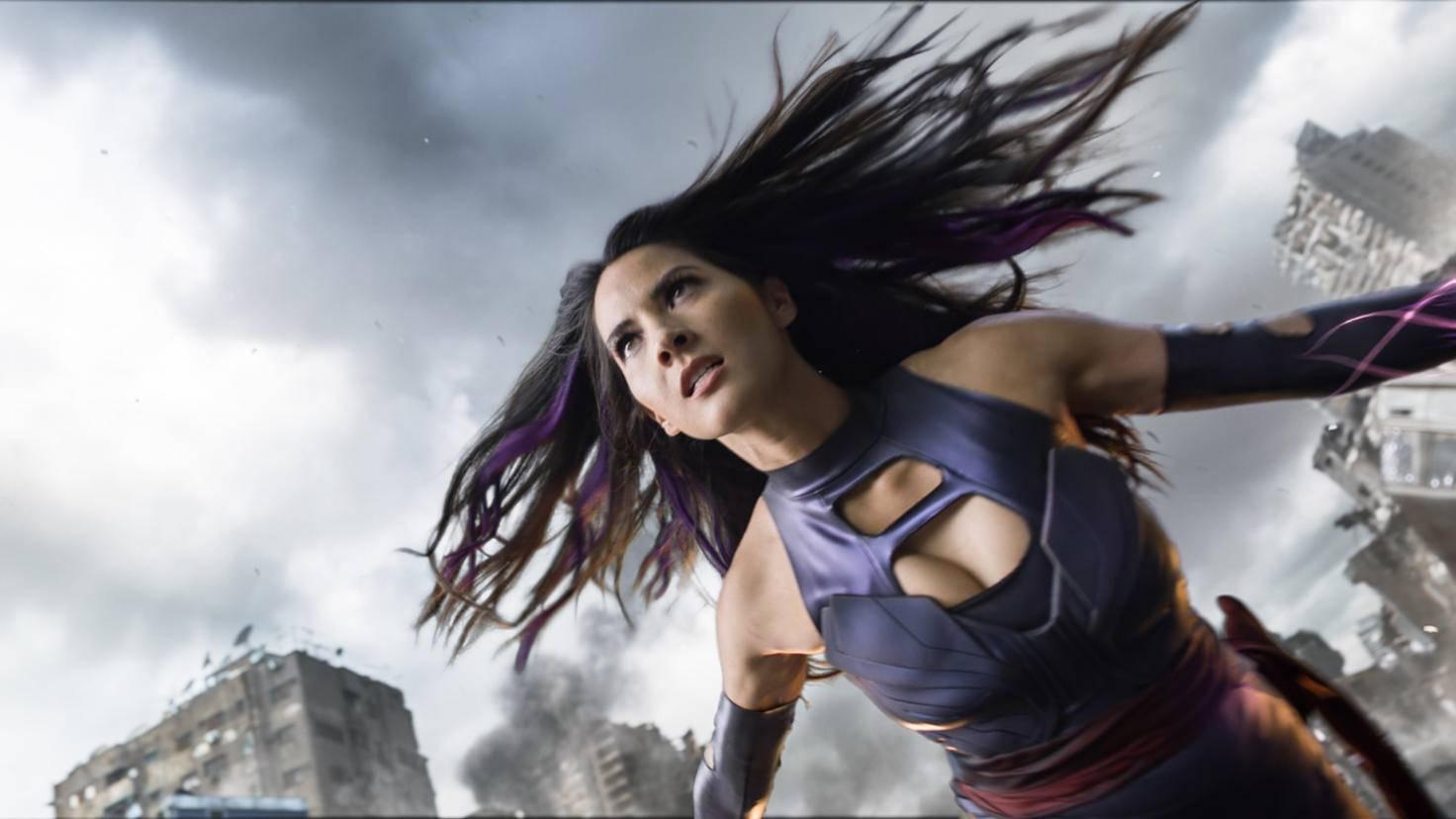 """Bei """"Deadpool"""" wollte sie nicht, bei X-Men"""" schon: Olivia Munn als Mutantin Psylocke."""
