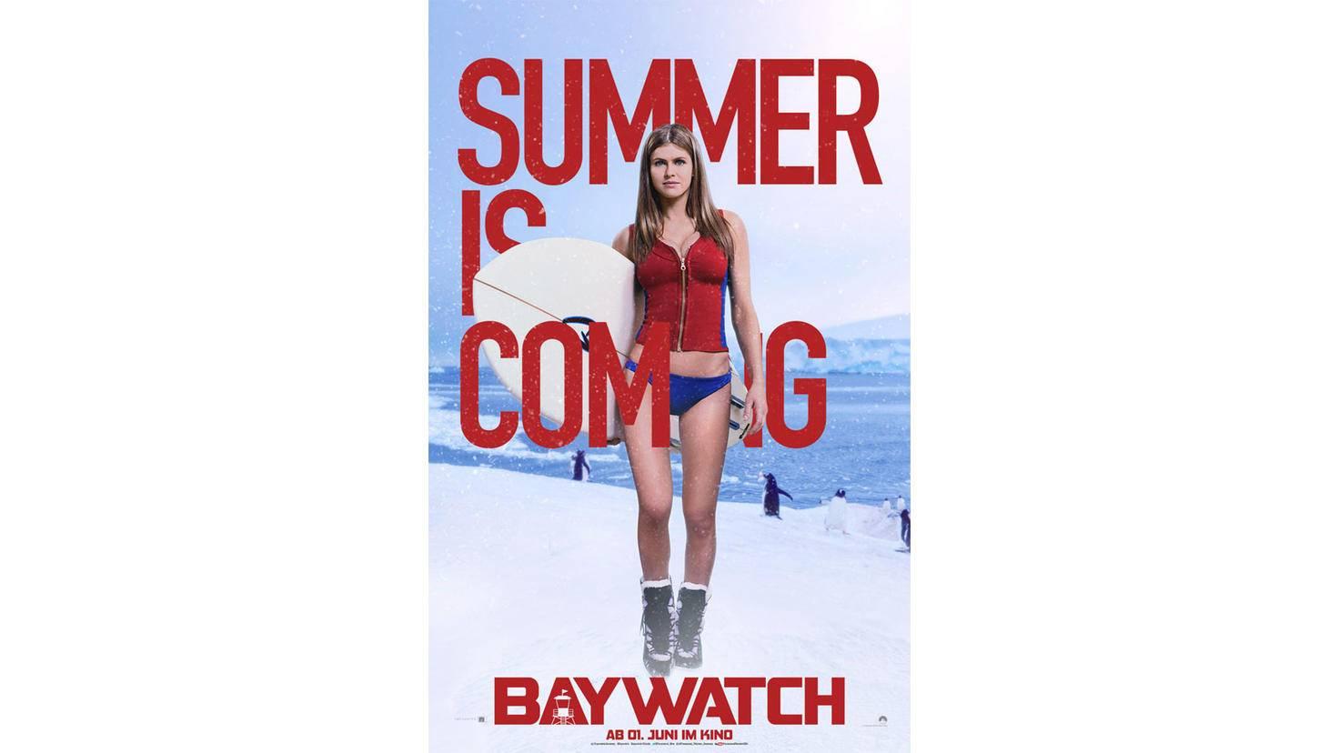 Summer Quinn (Alexandra Daddario)