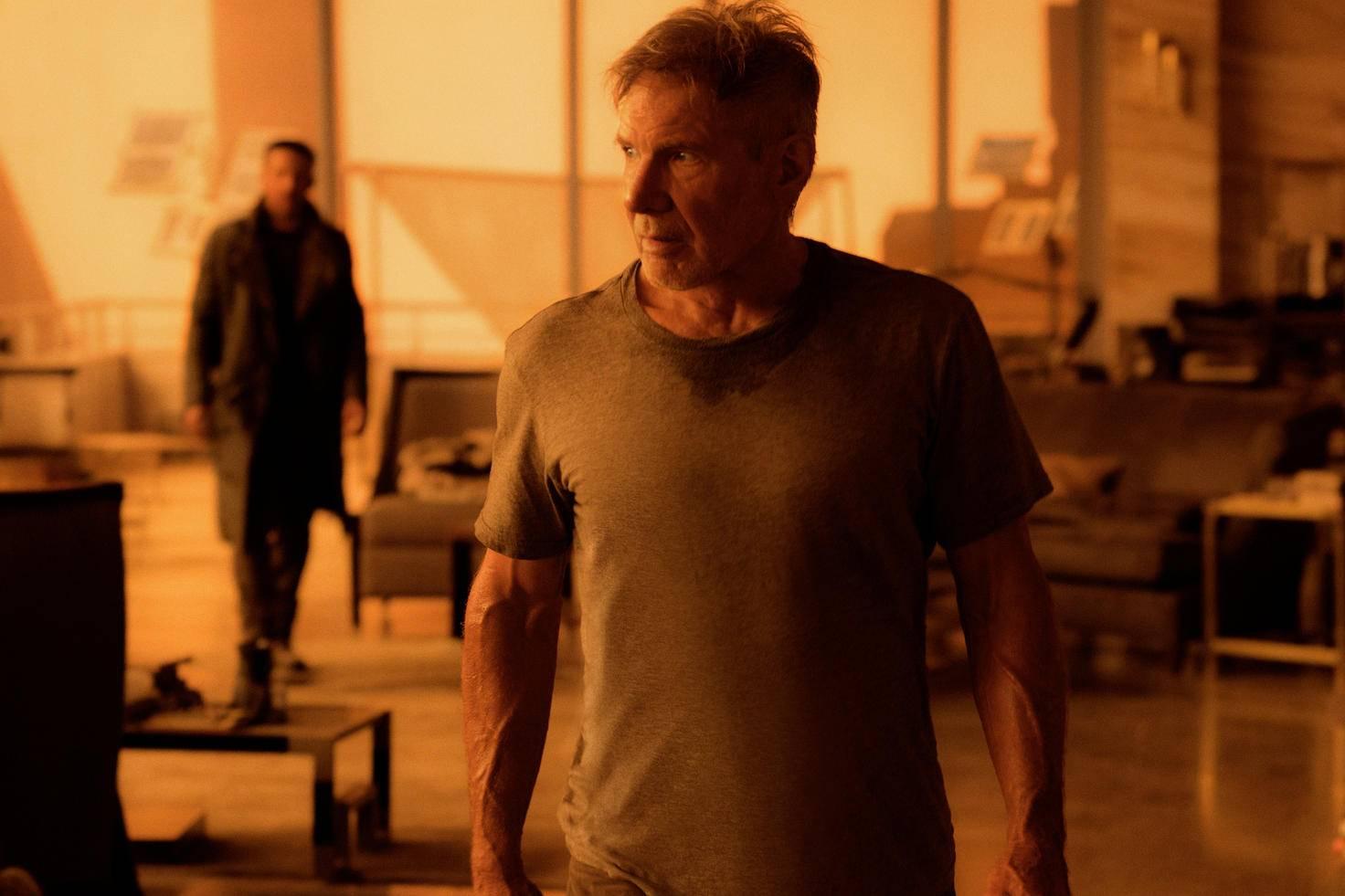 Harrison Ford kehrt als Rick Deckard auf die Kinoleinwand zurück.