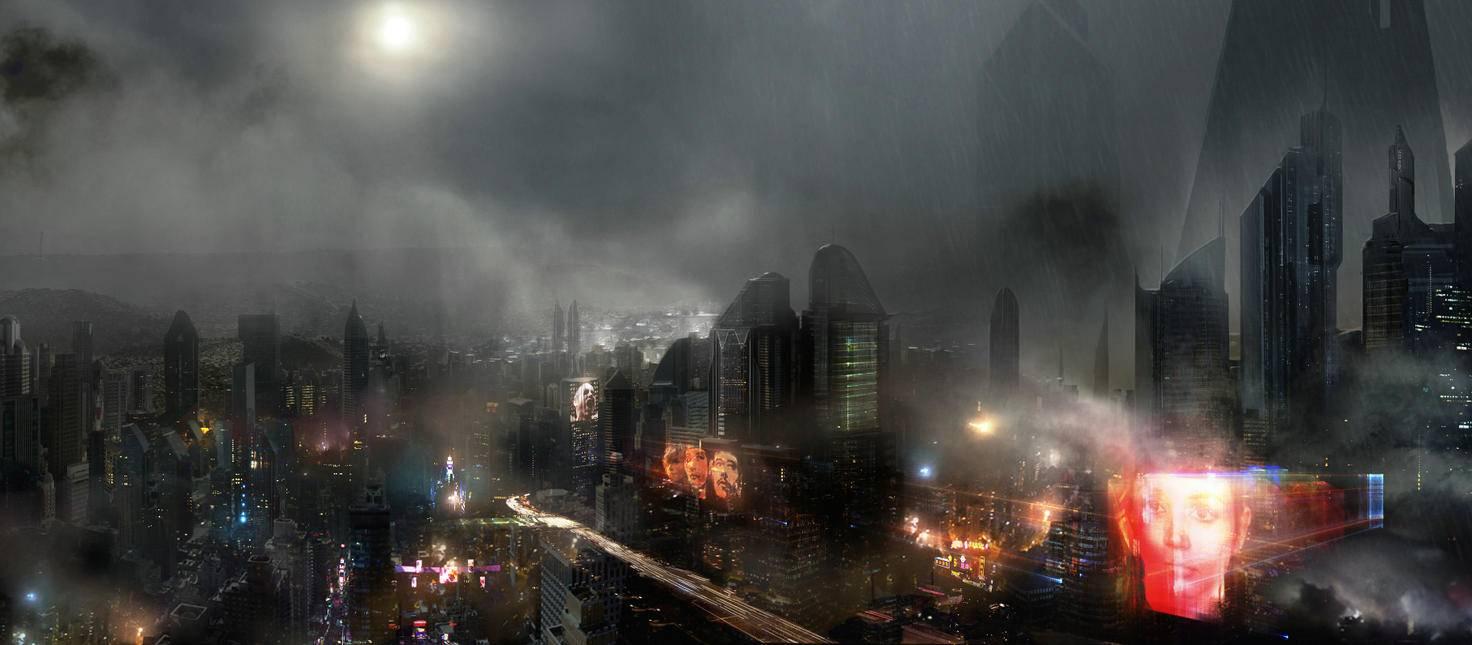 Die Szenerie ähnelt stark den Bildern des Originalfilms.