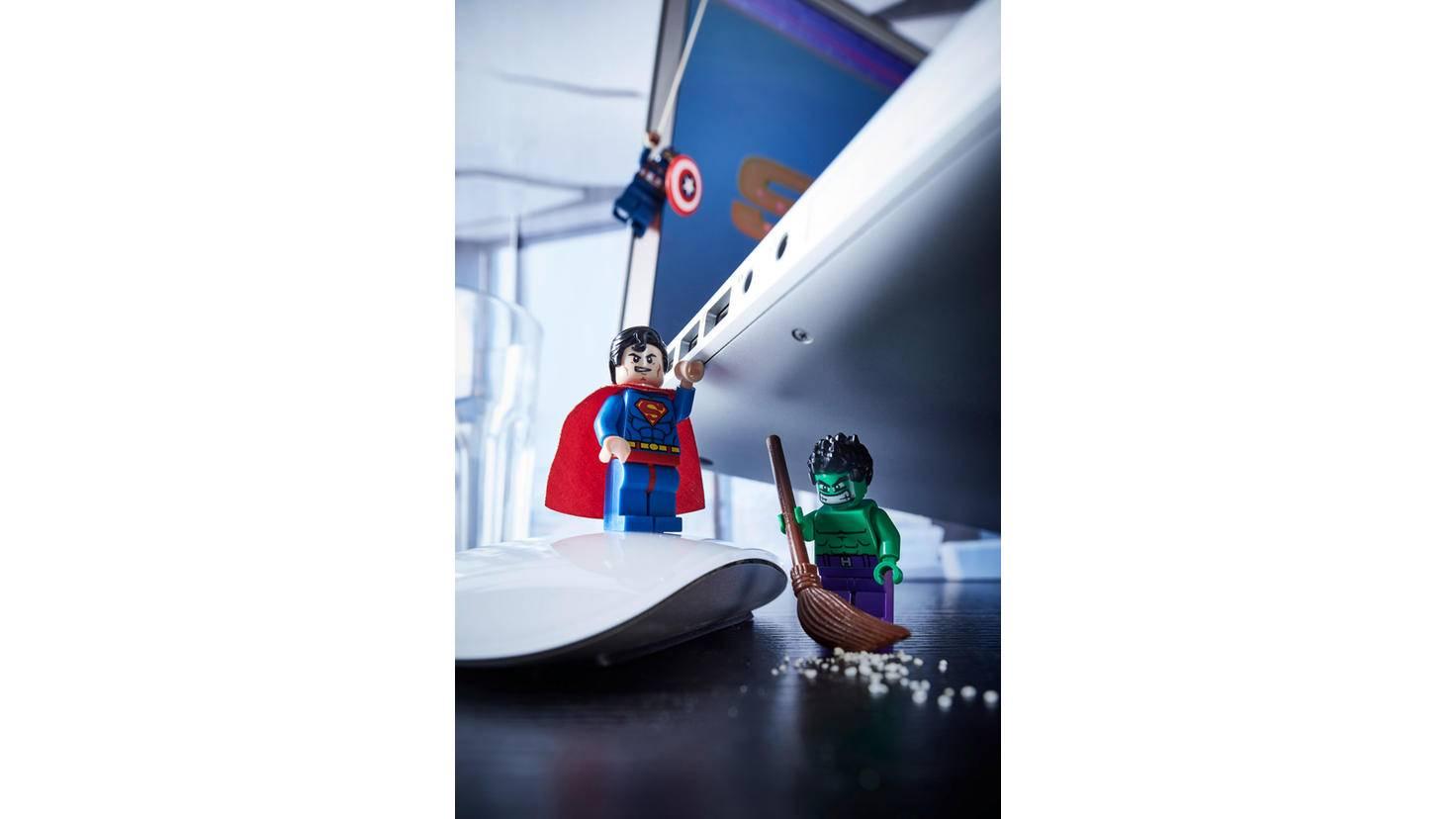 Marvel Lego Magazin