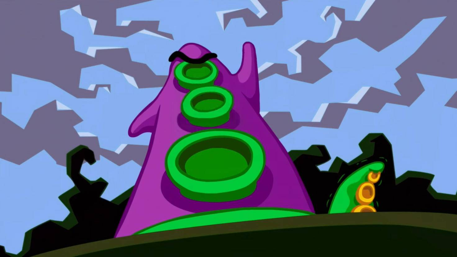 Day of the Tentacle Tentakel