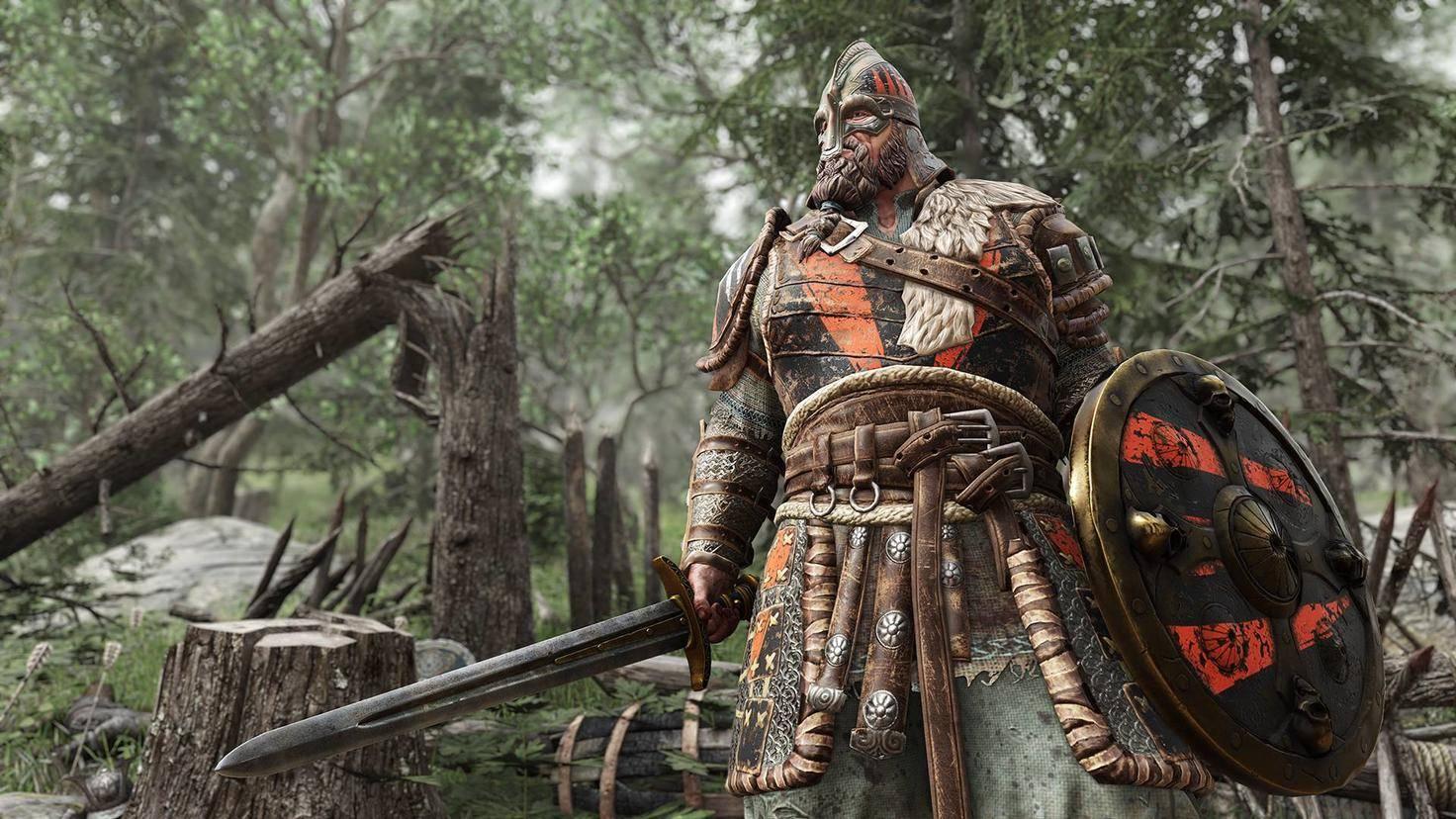 Jeder Krieger hat andere Fähigkeiten...