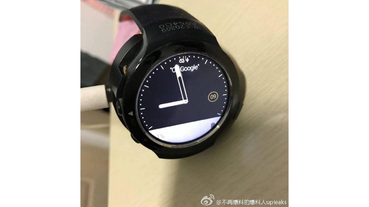 Neue Leak-Bilder lassen vermuten, dass das Projekt Smartwatch bei HTC doch noch nicht begraben wurde.
