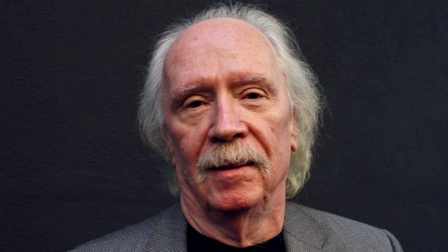 John Carpenter schreibt jetzt Soundtracks, aber keine Filme mehr dazu.