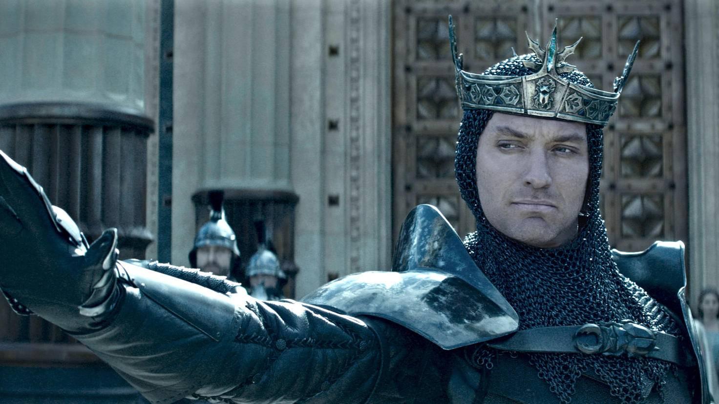 Kritik King Arthur