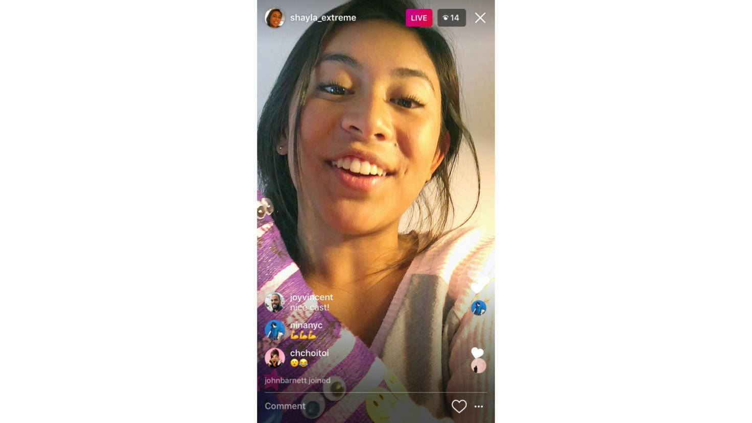 Live-Video-Instagram