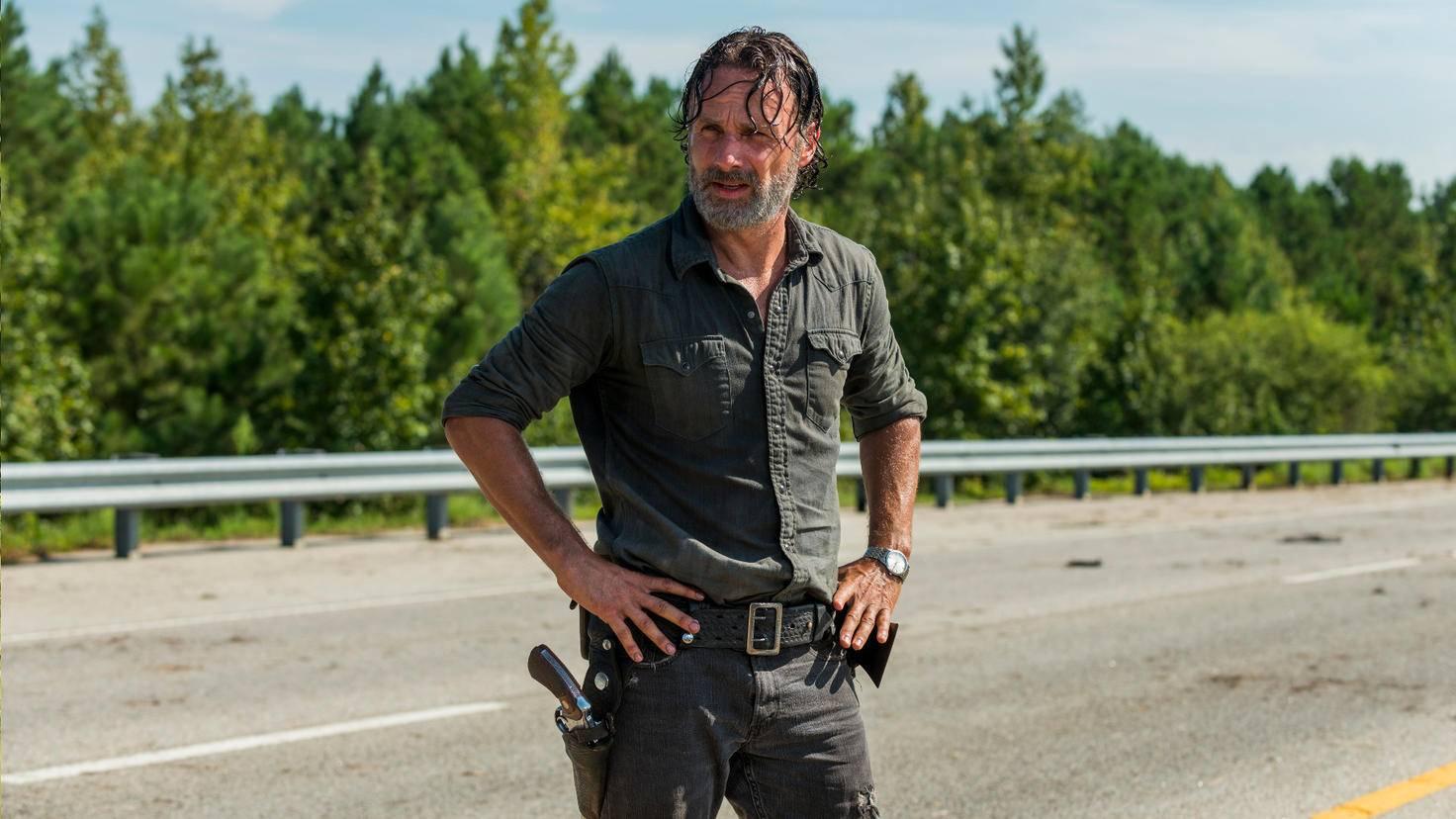 Rick findet hoffentlich wieder zu alter Stärke zurück.