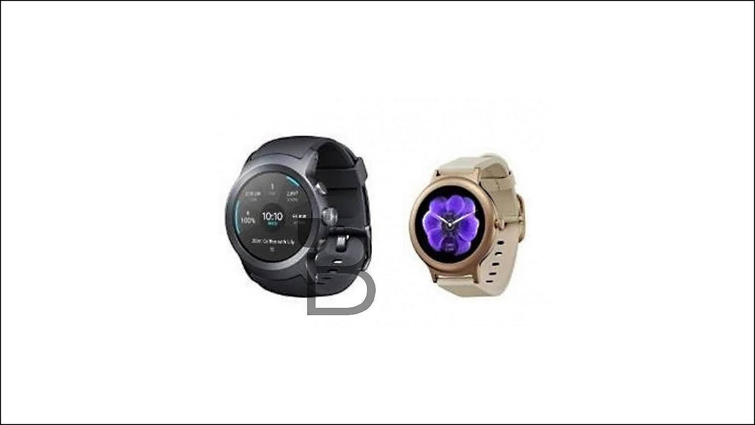 Android 2.0 Smartwatches von LG