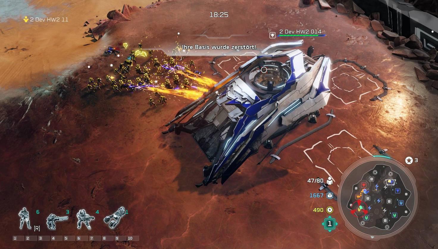 Halo Wars 2 Multiplayer