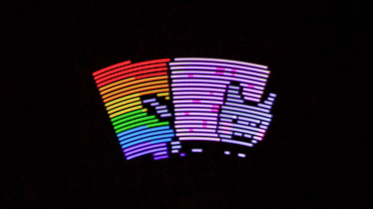 Pixelvar Kickstarter Lightpainting