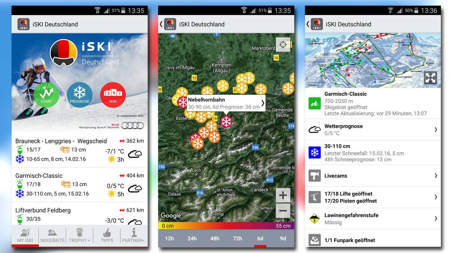Ski Apps iSki