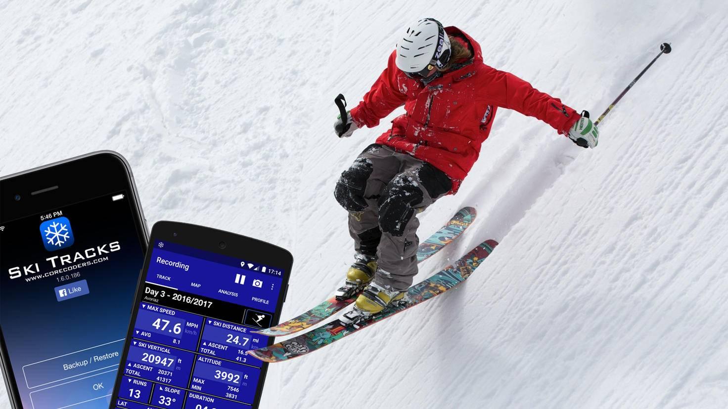 Ski Apps Skitracks