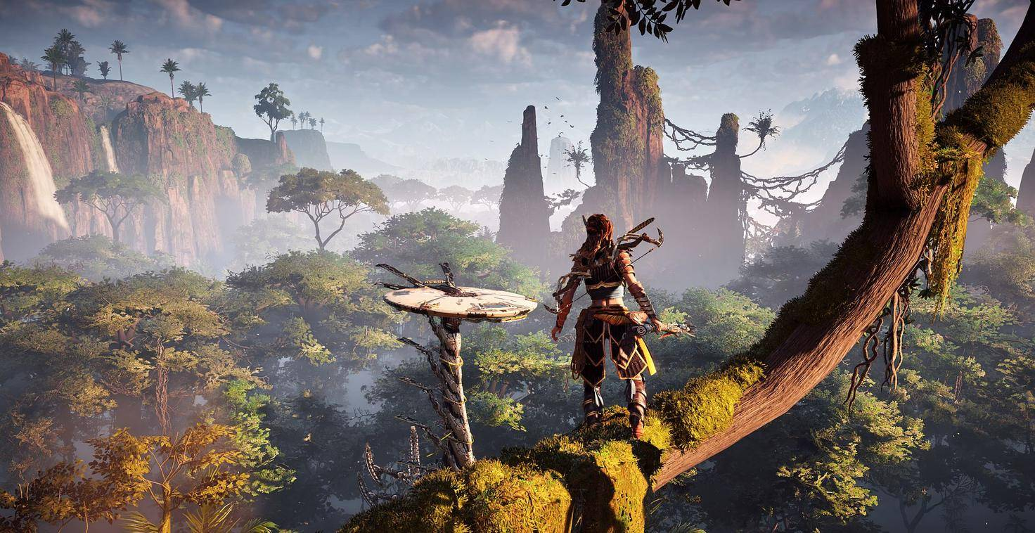 2 Horizon Zero Dawn