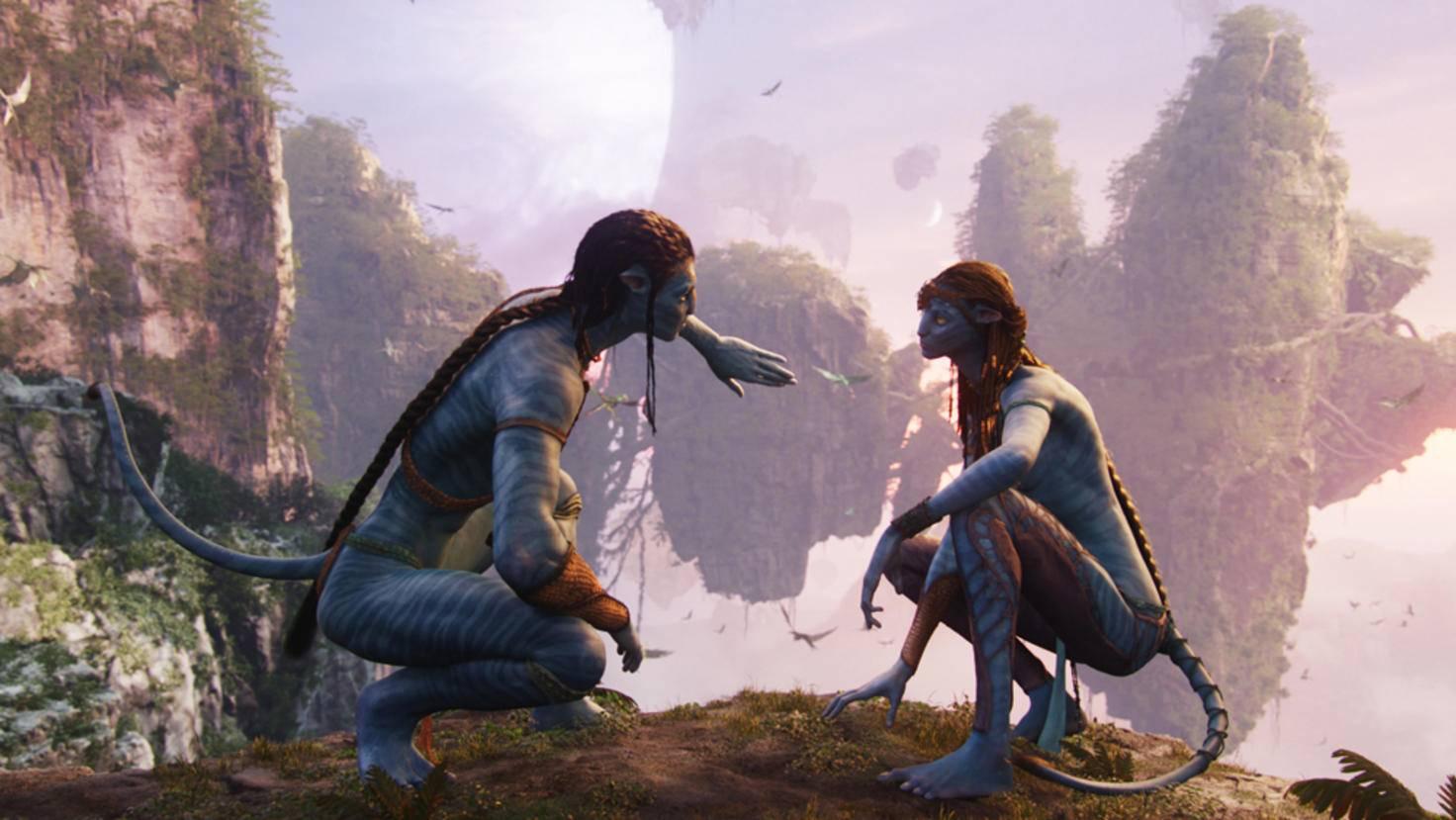 """""""Avatar 2"""" wird weitere Aspekte der faszinierenden Umwelt auf Pandora erkunden."""