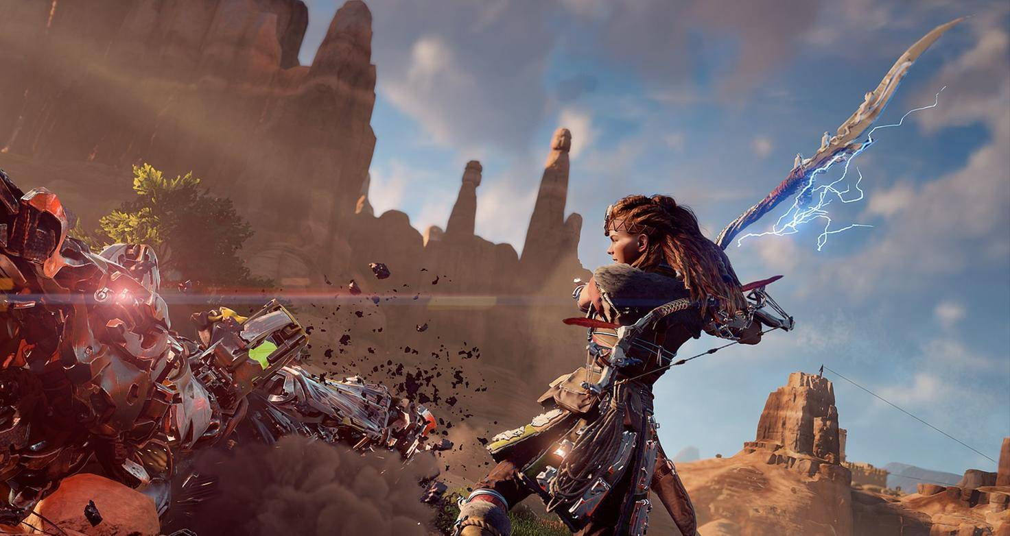 5 Horizon Zero Dawn