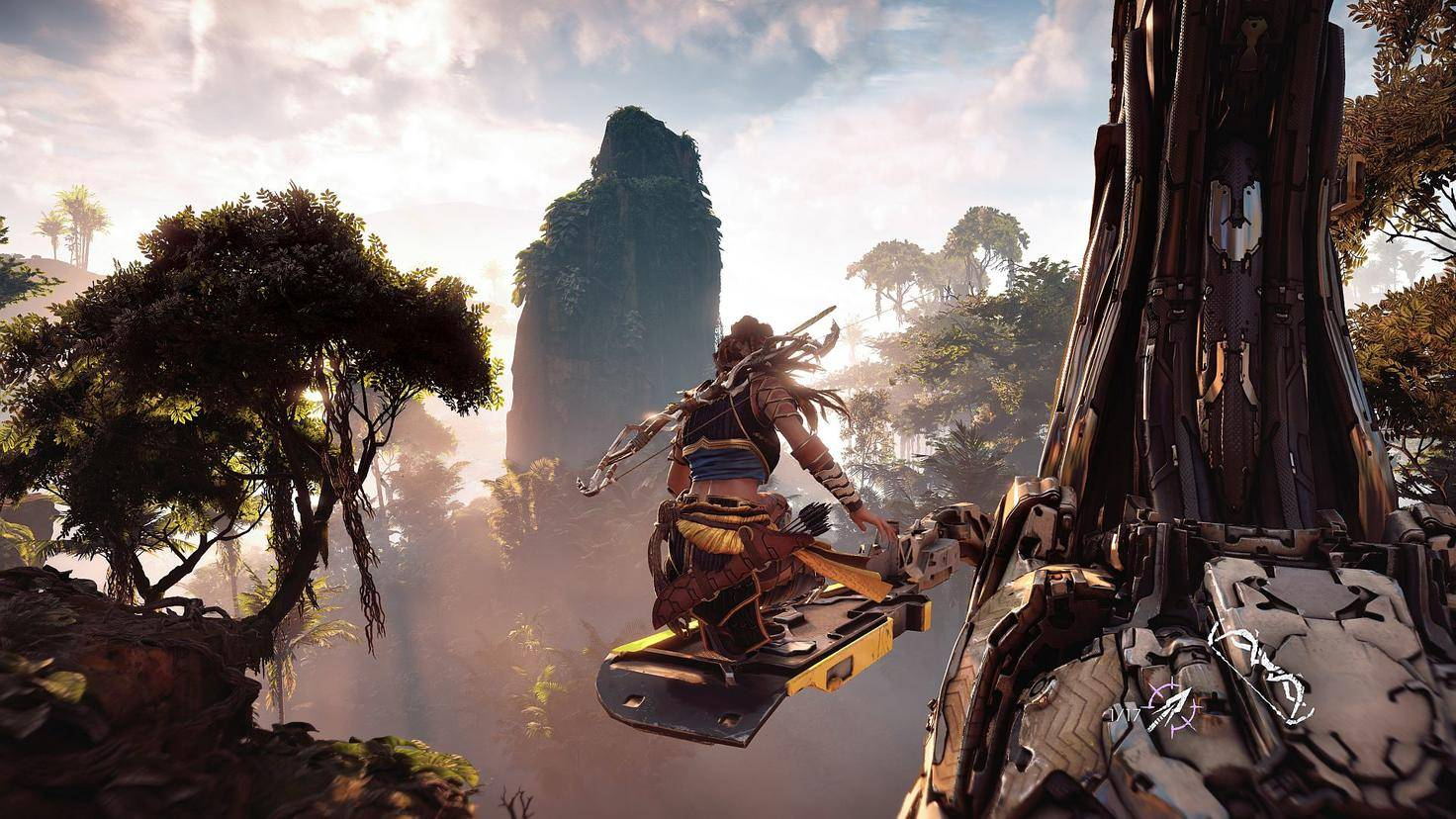 6 Horizon Zero Dawn