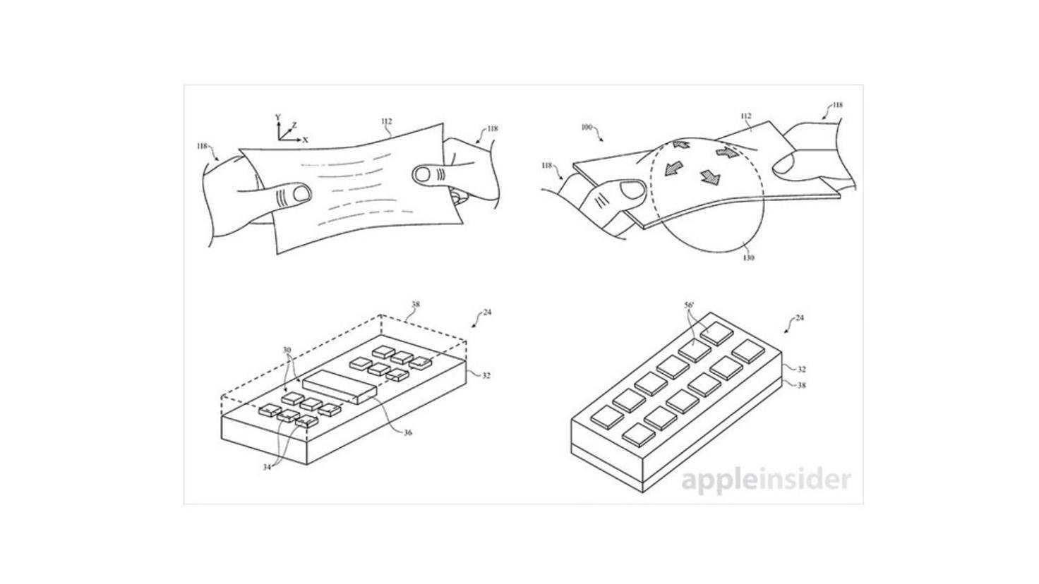 Apple-Patent-dehnbares-Disp