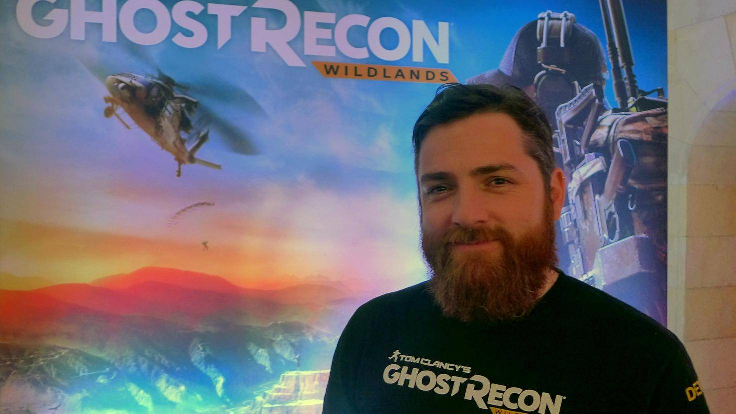 Dominic Buttler Ubisoft