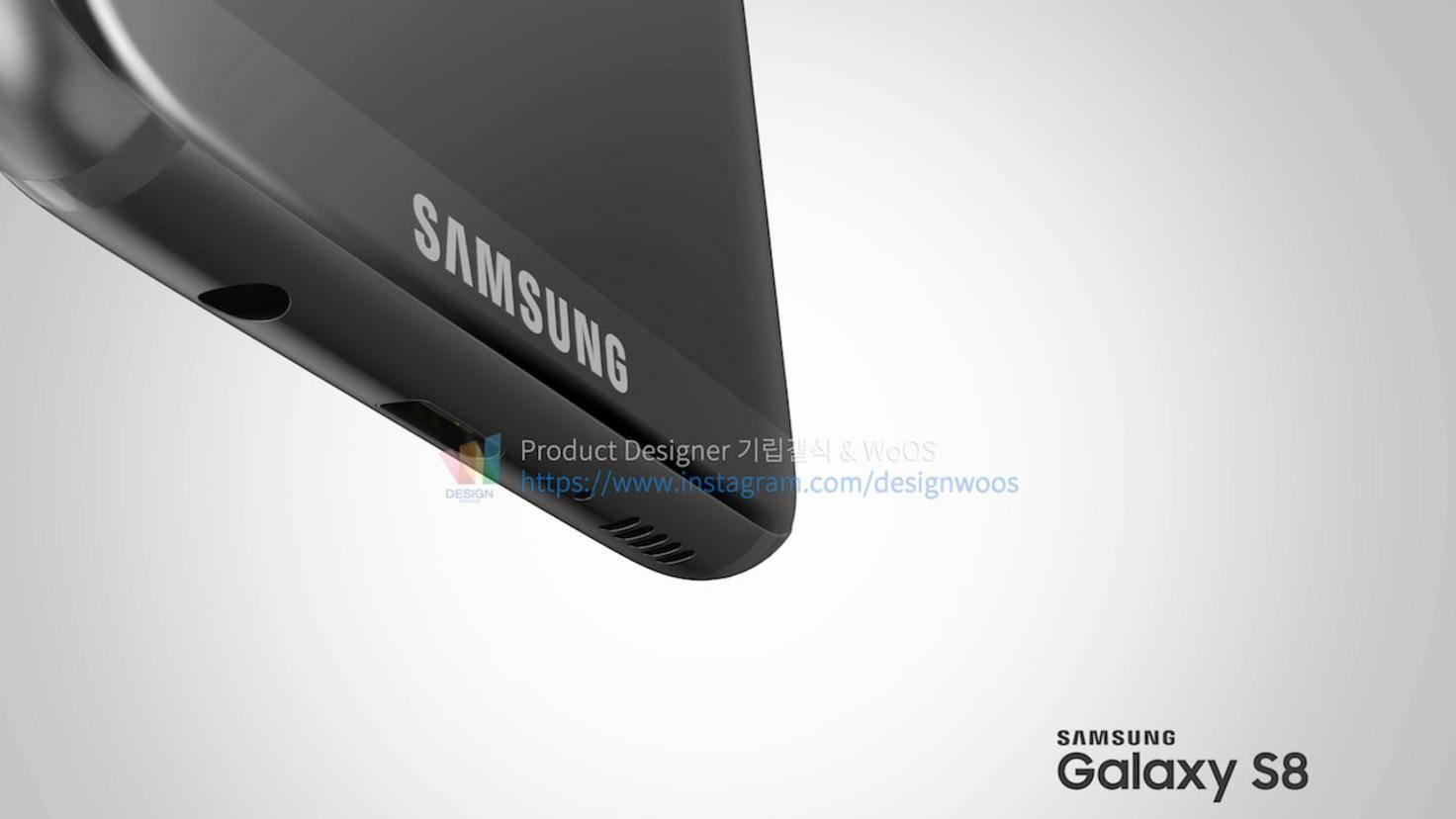 Aufatmen: Samsung vertraut weiter auf die Klinke.