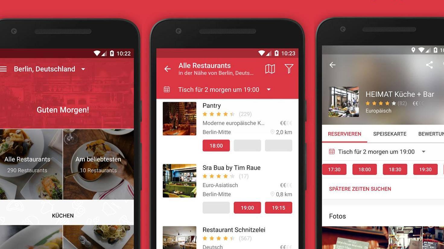 OpenTable App