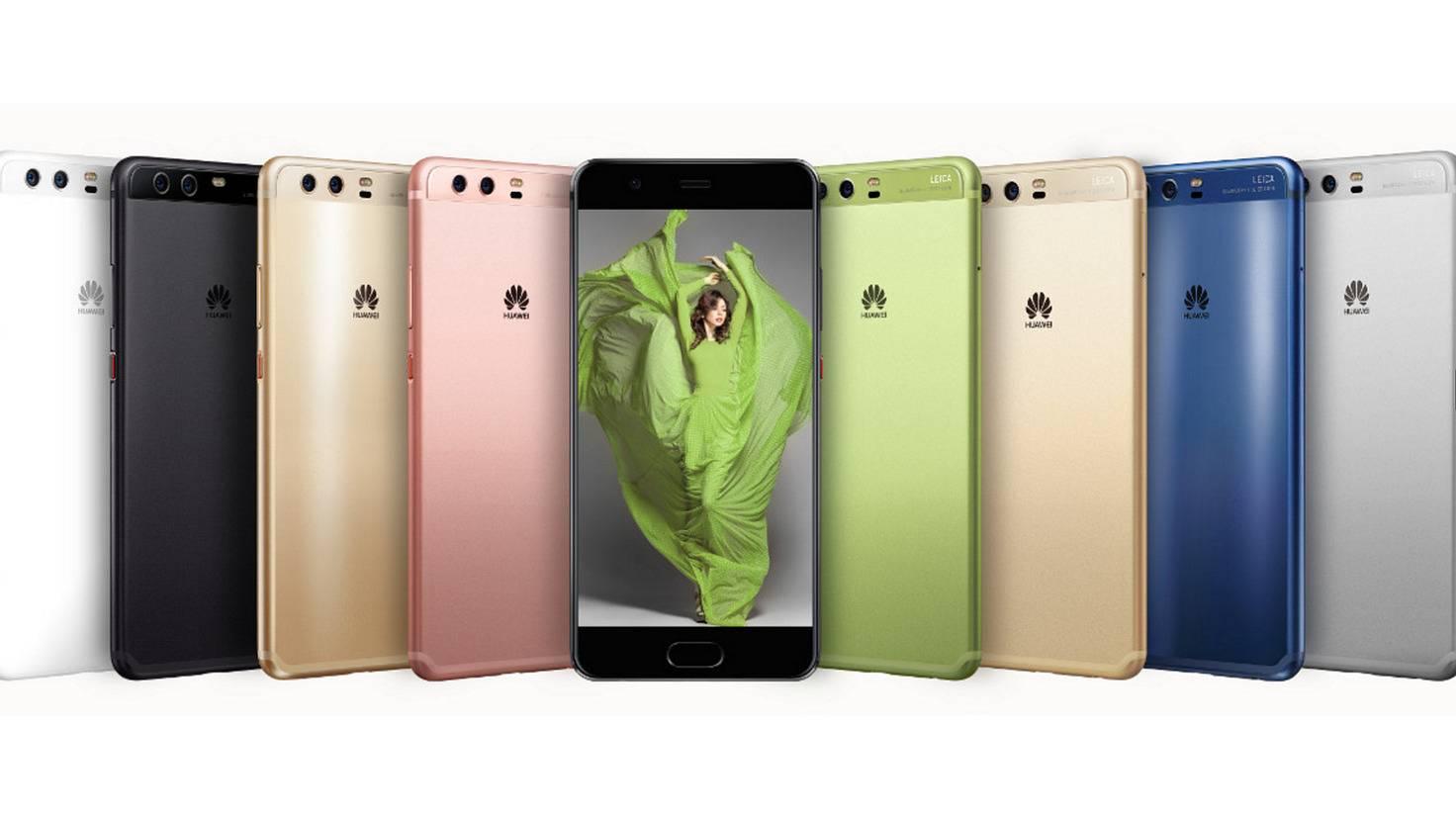 Huawei P10 Farben 2