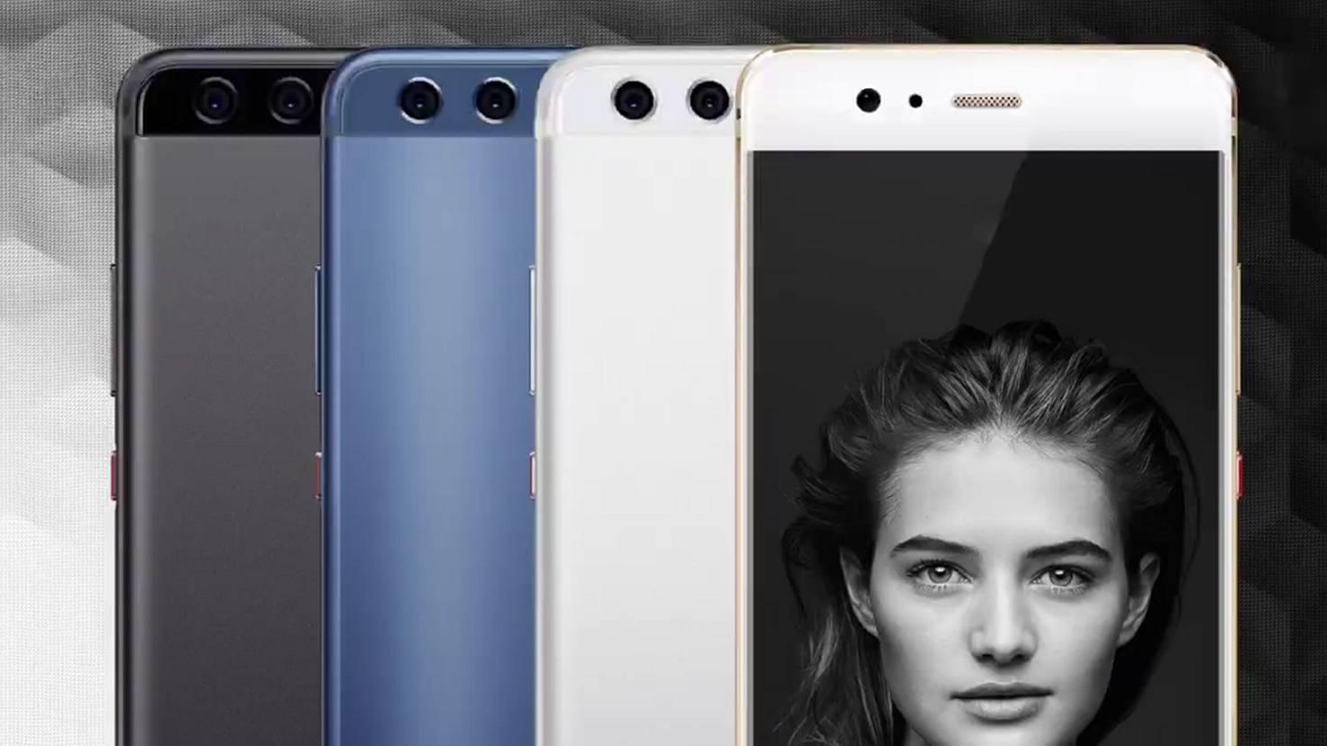 Huawei P10 Farben