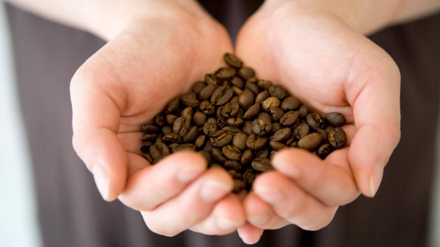 Kaffee kann als Bohne oder Pulver aufbewahrt werden.