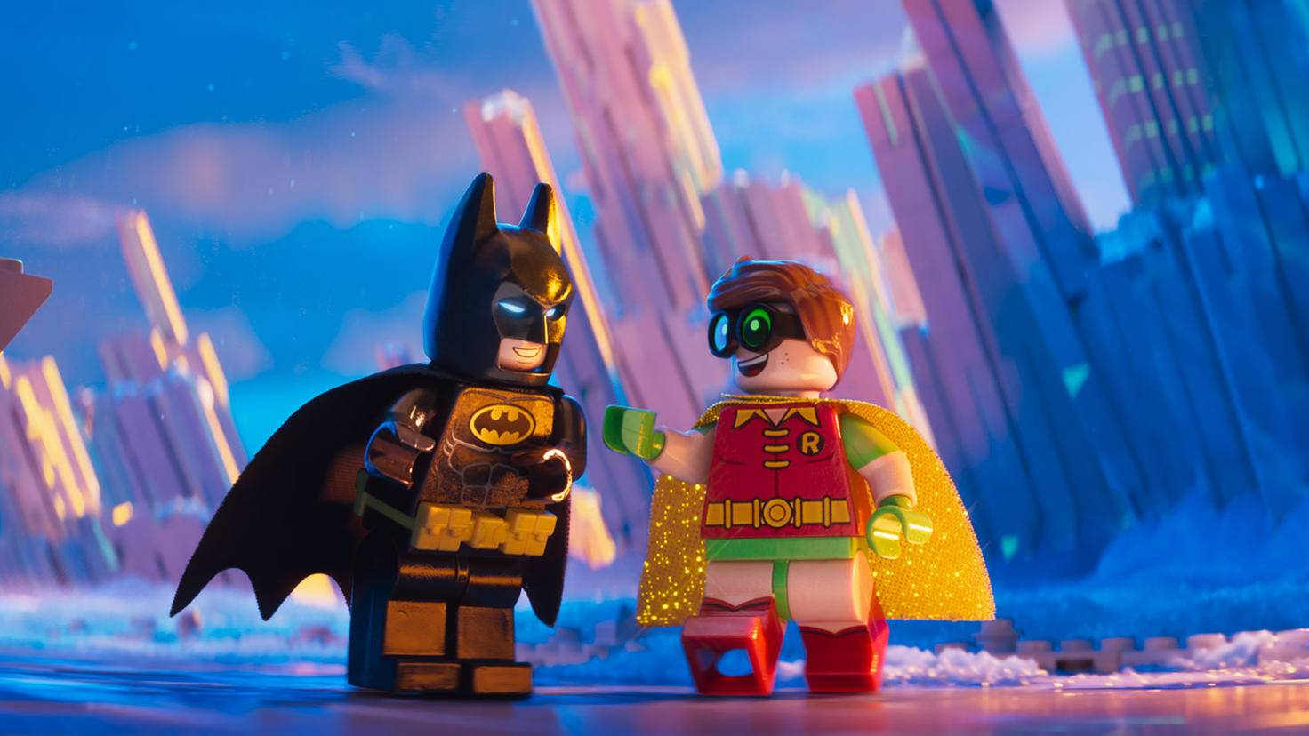 """The LEGO Batman Movie""-Szenenbild"