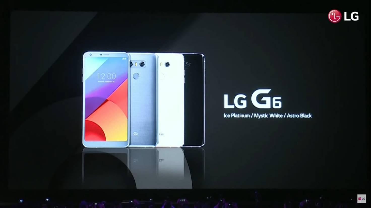 LG G6 6