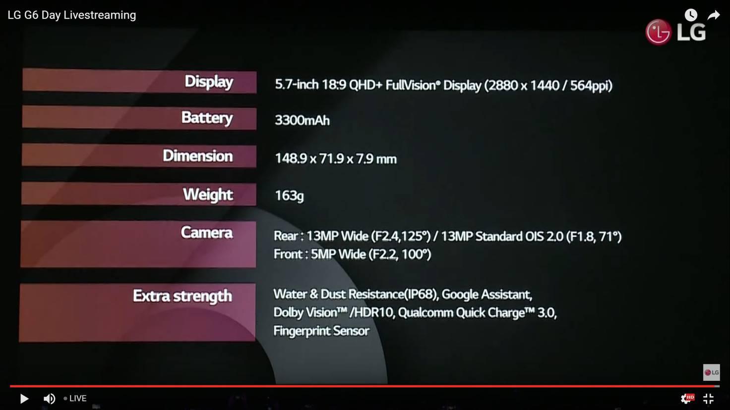 LG G6 8