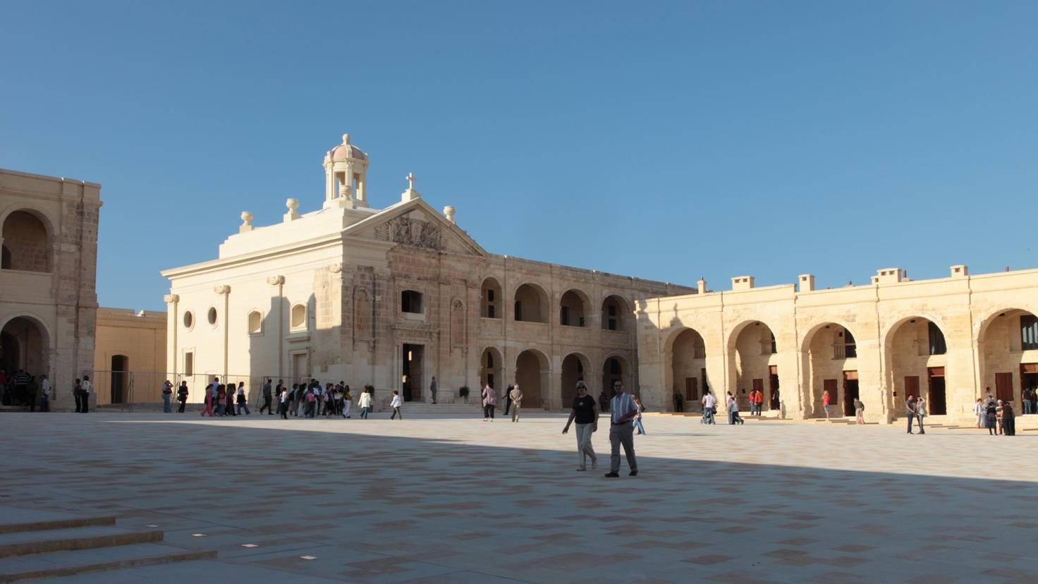 """Das maltesische Fort Manoel war in der ersten Staffel von """"Game of Thrones"""" Schauplatz einer der bedrückendsten Szenen der ganzen Serie."""