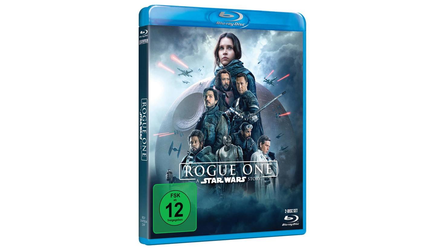 Packshot der Blu-ray