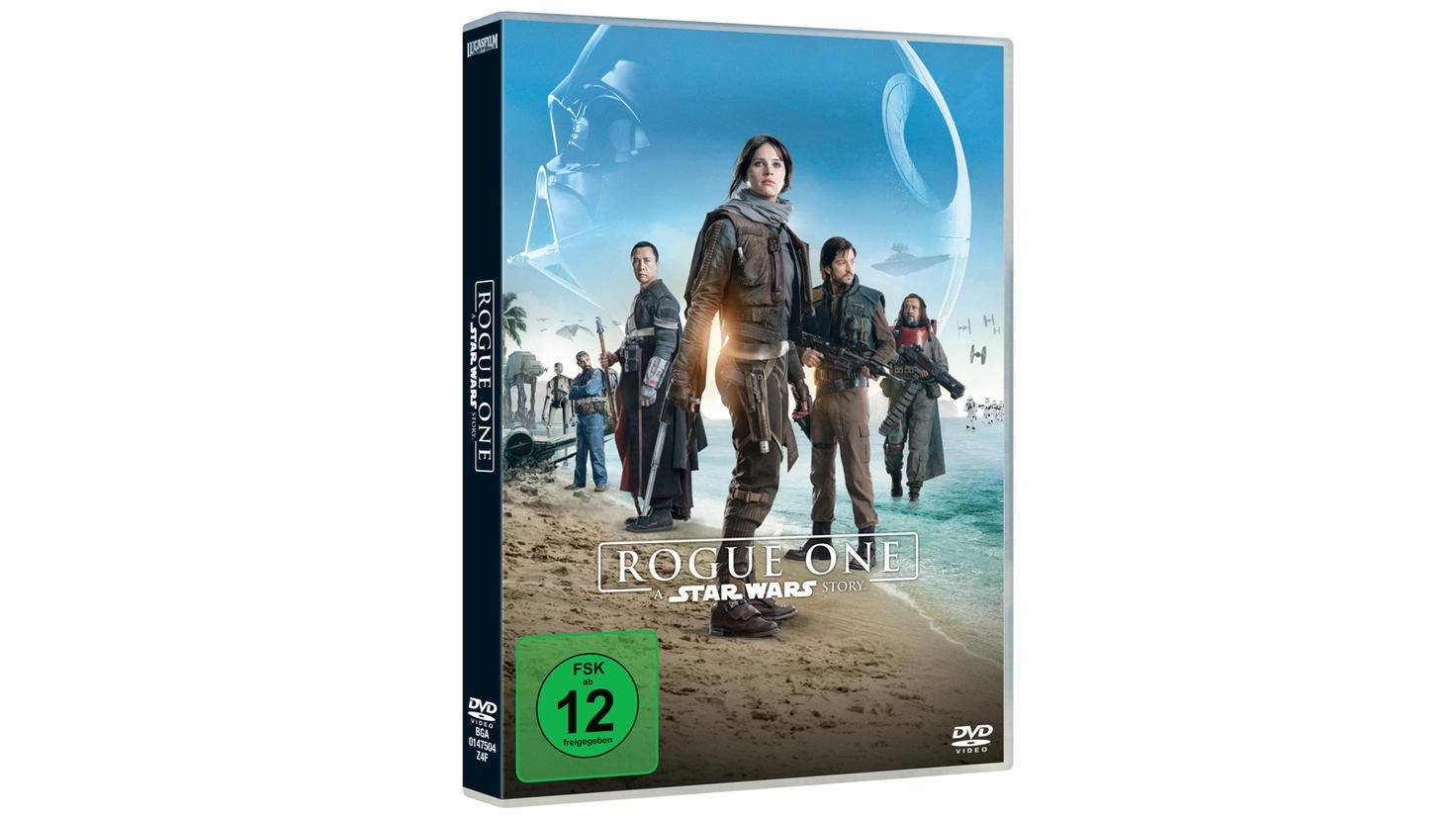 Packshot der DVD