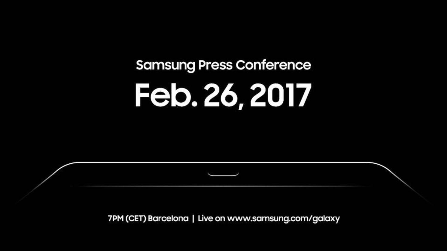 Samsung Galaxy Tab S3 Pressekonferenz Teaser 2