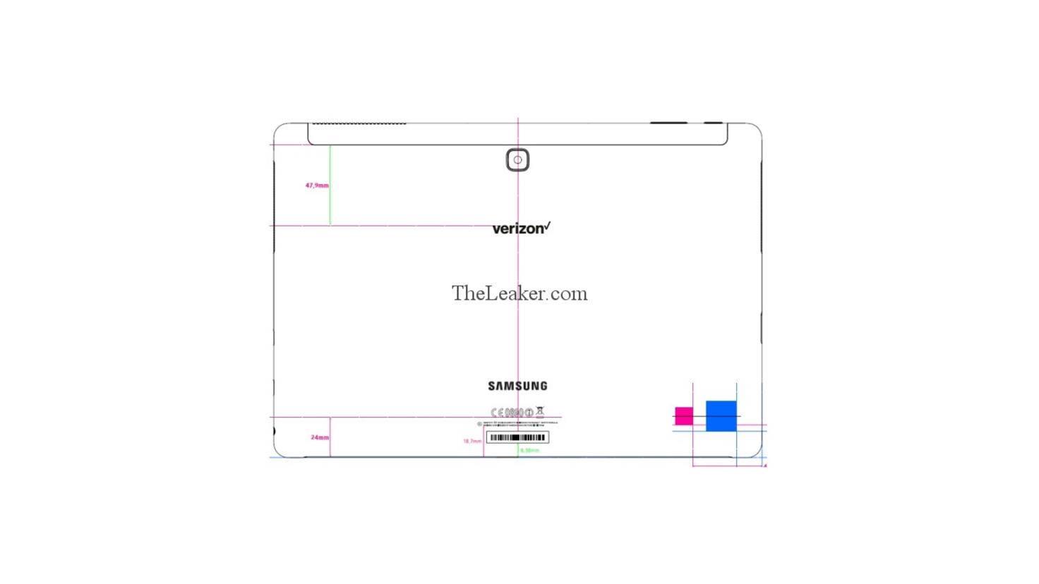Das Galaxy TabPro S2 soll auf dem MWC 2017 vorgestellt werden.