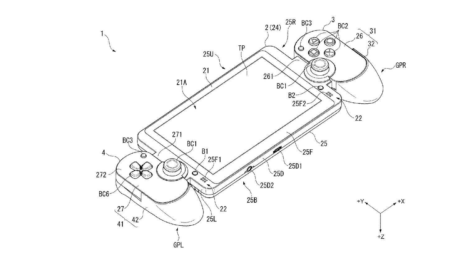 Sony-Patent