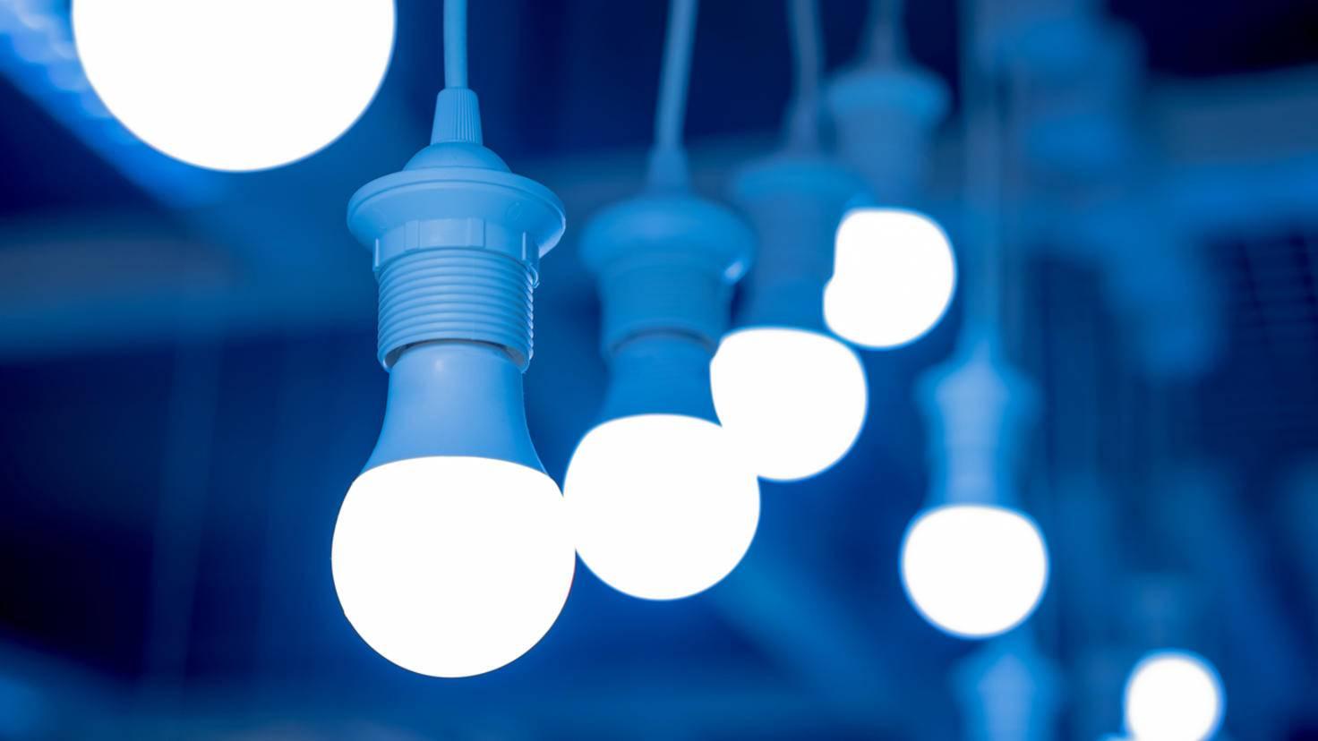 LED-Lampen stellen herkömmliche Glühbirnen im wahrsten Sinne des Wortes in den Schatten.