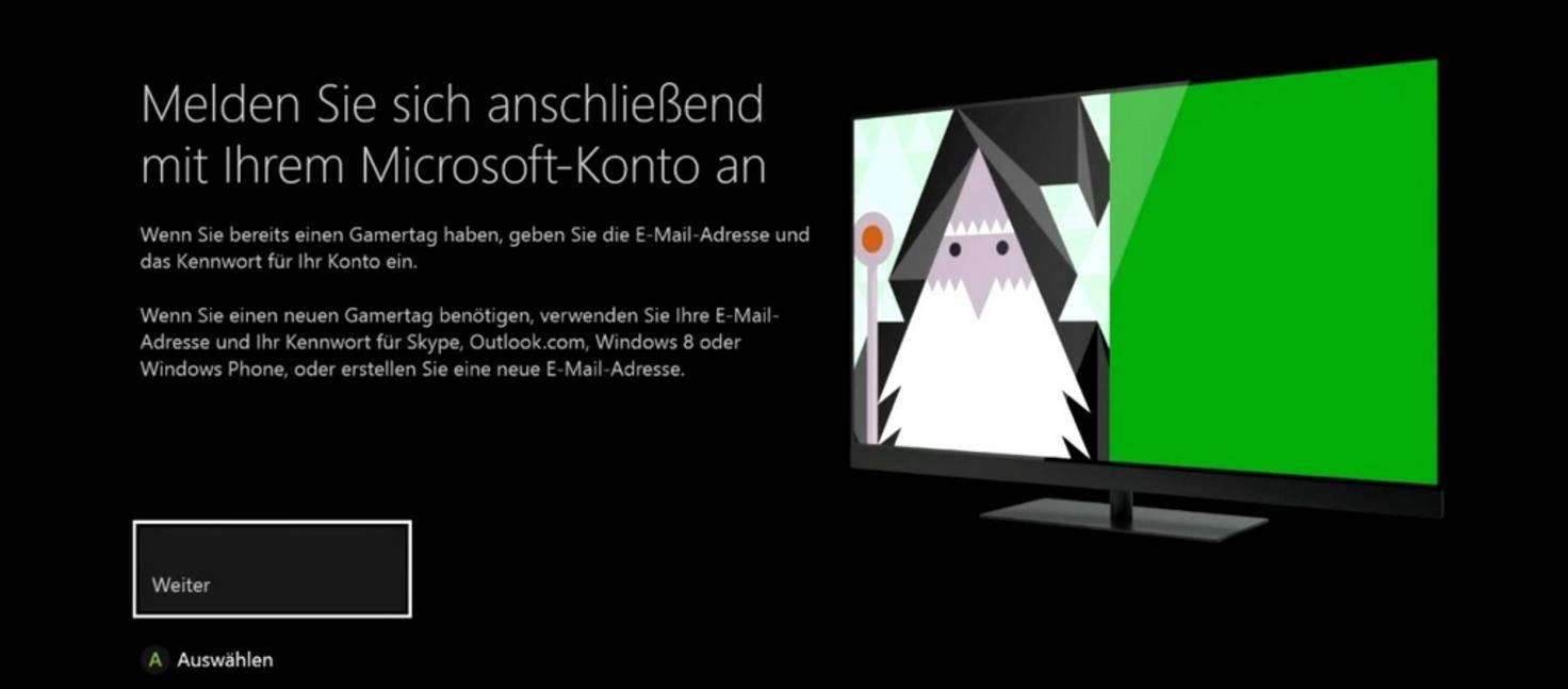 Xbox One Einrichtung 08
