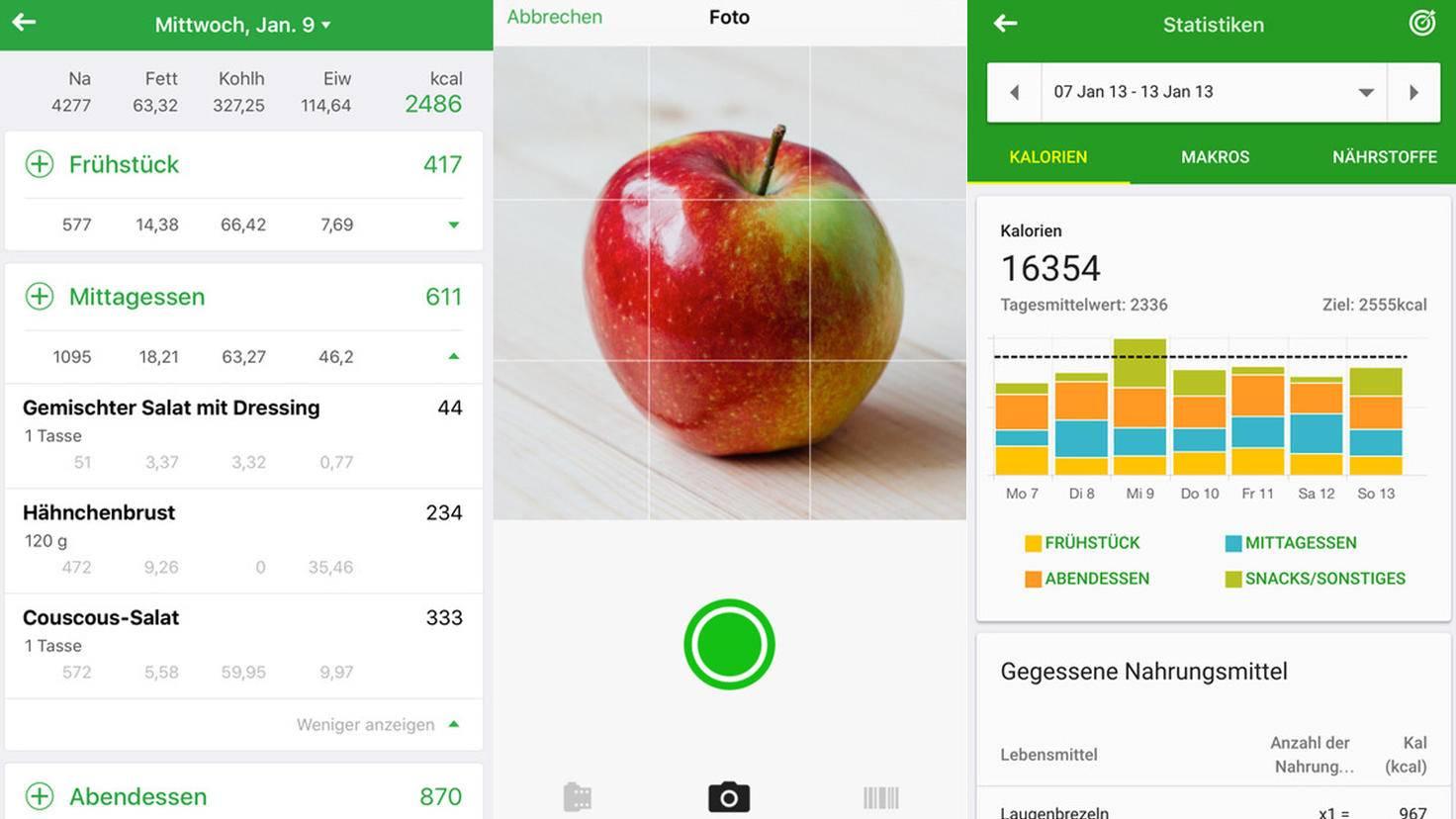 App von FatSecret