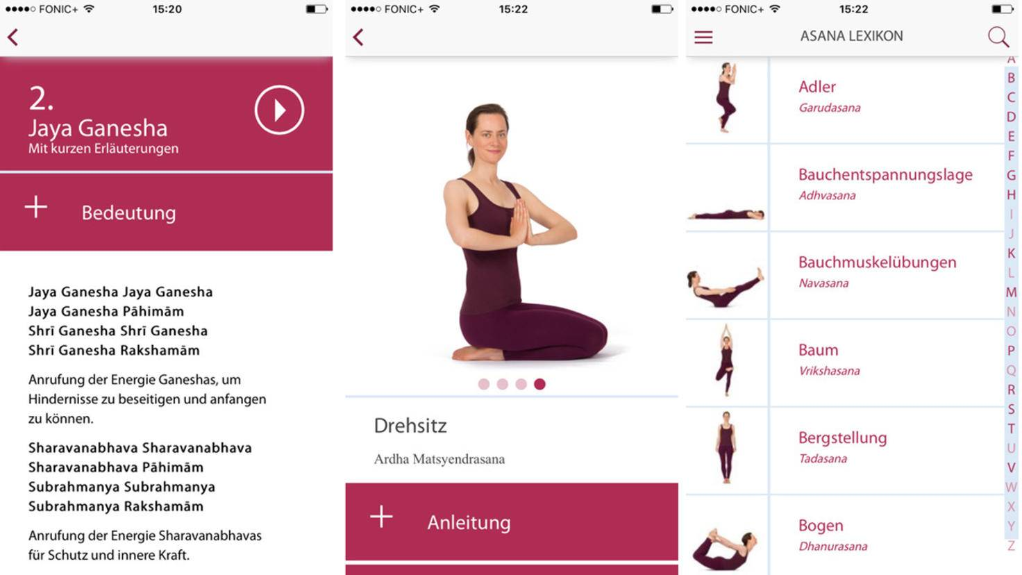 yoga vidya app